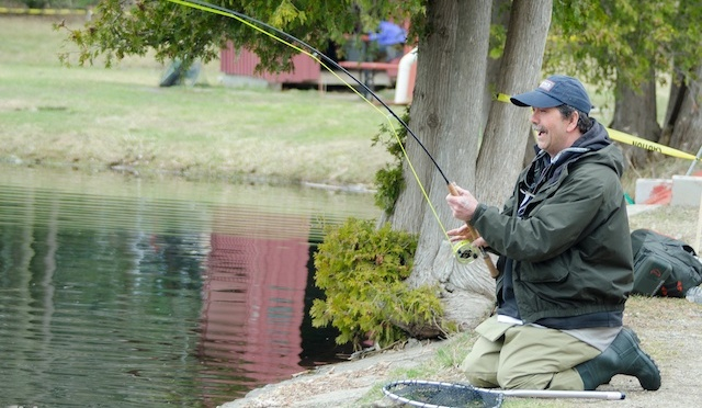 Lake fly fishing competition – pictures&interviews part 1