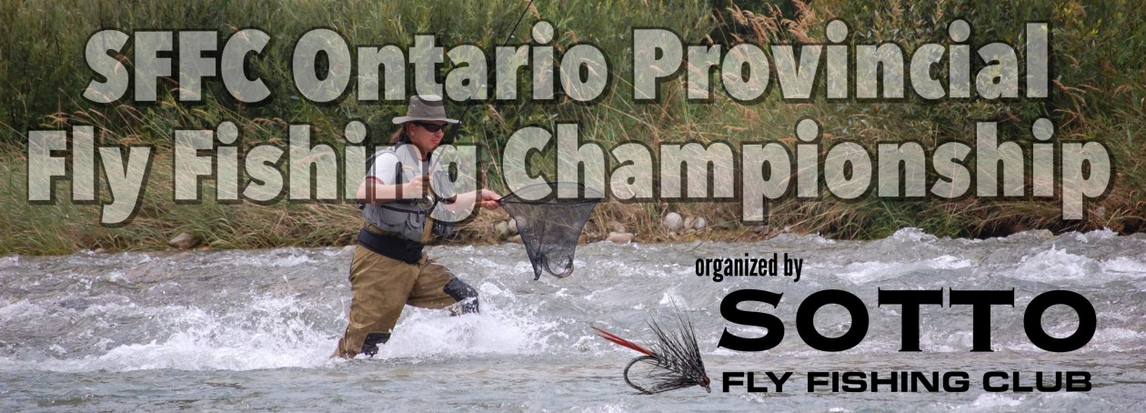 Sotto Fly Fishing Club League